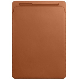 Чехол Apple MQ0Q2ZM/A Leather Sleeve for 12.9 iPad Pro - Saddle Brown
