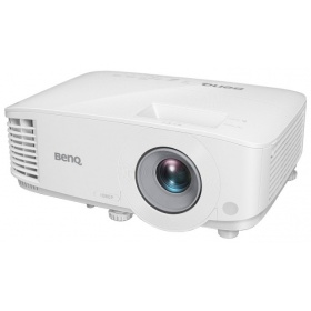 Проектор BenQ MH606 DLP (9H.JGX77.13E); 1080p; 3500 AL; High contrast ratio 10000:1; 1.1X zoom (1.49-1.64); 15,000 hrs lamp life; 2.3 kg; Speaker 2W x1; HDMI x2 (1 w/MHL); USB Type A x 1 (5V/1.5A); 3D via HDMI
