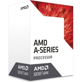 Процесоор AMD Socket AM4 A6 AD9500 (3.50GHz/1Mb) Radeon R5 Box (AD9500AGABBOX)