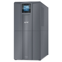 ИБП APC Smart-UPS C (SMC3000I-RS) 3000VA/2100W, 230V, Line-Interactive, Out: 220-240V 6xC13/1xC19, LCD, Gray, 1 year warranty, No CD/cables