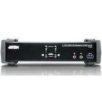 KVM-коммутатор ATEN CS1922 с поддержкой 4K 2-портовый, USB 3.0, DisplayPort