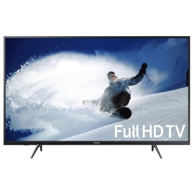 "Жидкокристаллический телевизор Samsung UE-43J5202AUX 43"", Full HD, Smart TV, Wi-Fi , 100 Hz, DVB-T2/C/S2"