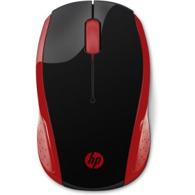 Мышь HP 200 Emprs Red Wireless Mouse (2HU82AA)