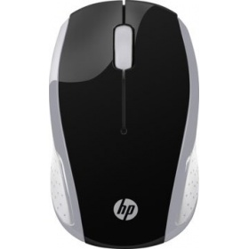 Мышь HP 200 Pk Silver Wireless Mouse (2HU84AA)