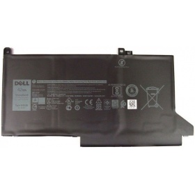 Батарея Dell 451-BBZL 3-cell 42WHR  w Express Charge for 7280/7480