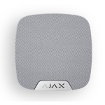 Домашняя сирена AJAX 8697.11.WH1, Белый | HomeSIren (NEW) Wireless indoor siren, White