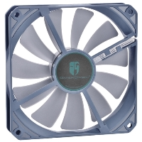 Вентилятор DeepCool GS120 (PWM, 18.2-32.4dB, 900 -1800rpm 110g)