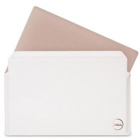 "Сумка DELL Carry Case: XPS Premier Sleeve up to 13.3""(Kit) White (460-BCIY)"