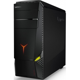ПК Lenovo Legion Y920T-34IKZ MT (90H4002TRS) Intel Core i7 7700K(4.2Ghz)/ 32768Mb/ 2000+2x512PCISSDGb/DVDrw/ Ext:nVidia GeForce GTX1080(8192Mb)/ war 1y/ 14.1kg/ black/W10 + БП 625Вт