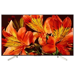 "Жидкокристаллический телевизор Sony KD-49XF8596BR2, 49"",UHD, Wi-Fi, BL, OS Android, Miracast, DVB-T2/C/S2"