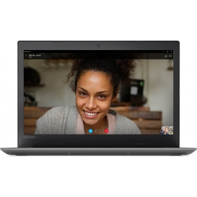 Ноутбук Lenovo IdeaPad 330-17IKBR (81DM00GYRU) 17.3'' HD+(1600x900)/ Intel Core i3-8130U 2.20GHz Dual/ 4GB/ 500GB/Integrated/noDVD/ WiFi/ BT4.1/0.3MP/SD/ 2cell/ 2.80kg/ DOS/ 1Y/BLACK