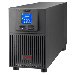 ИБП APC Easy UPS SRV 2000VA (SRV2KI), On-Line, 1.6 kWatt, 2.0 kVA, (4) IEC 320 C13, black, DB-9 RS-232, SmartSlot™, 238x145x400 mm, 17kg