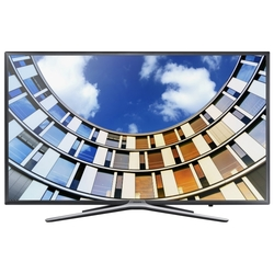 "Жидкокристаллический телевизор Samsung UE-43N5500AUX,  43"", Full HD, PQI 500, Smart TV, DVB-T2/C, black"