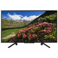 "Жидкокристаллический телевизор Sony KDL-49WF804BR, 49"", FULL HD, Smart, Wi-Fi, DVB-T2/C/S2, black"