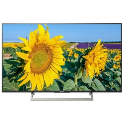"Жидкокристаллический телевизор Sony KD-49XF8096BR2, 49"",UHD, Wi-Fi, BL, OS Android, Miracast, DVB-T2/C/S2"