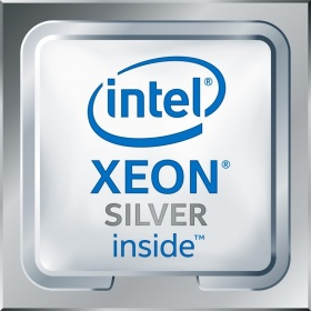 Процессор Dell Intel Xeon Silver 4114 2.2G (338-BLTV), 10C/20T, 9.6GT/s, 14M Cache, Turbo, HT (85W) DDR4-2400 CK, Processor For PowerEdge 14G, HeatSink not included