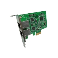 Карта расширения QNAP LAN-1G2T-I210 LAN Expansion сard with 2 ports Gigabit Ethernet for rackmount and tower models (replacement LAN-1G2T-U, LAN-1G2T-D, SP-X79P-1G2PORT, SP-X79U-1G2PORT)