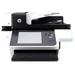 Сканер HP Digital Sender Flow 8500 fn2 Document Capture Workstation (A4,100ppm,600x600 dpi,24 bit, USB, LAN, ADF 150 sheets, Duplex, 1y warr, L2762A)