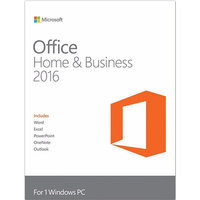 ПО Microsoft Office Home and Business 2016 Win AllLng PKLic Onln CEE Only C2R NR (T5D-02322)