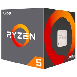 Процессор AMD YD2600BBAFBOX Socket AM4 Ryzen 5 2600 (3.90GHz/19Mb) Box
