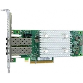 Адаптер Dell 403-BBMU QLogic 2692 Dual Port FC 16Gb HBA, Full height, 14G