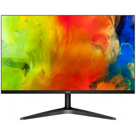 "Монитор 23,8"" AOC 24B1XHS 1920x1080 IPS LED 16:9 7ms D-Sub HDMI 20M:1 1000:1 178/178 250cd Tilt Black"