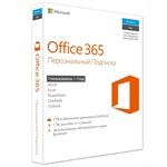 ПО Microsoft Off 365 (QQ2-00733) Personal Russian Subscr 1YR Russia Only Mdls P4
