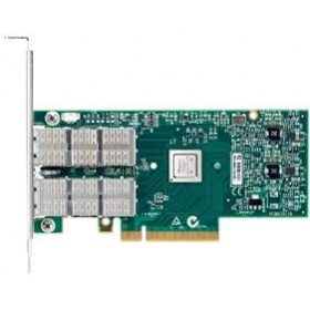 Контроллер DELL 540-BBOU NIC Mellanox ConnectX-3 Pro DualPort 10GbE SFP+ PCIe, Network Interface Card w/o Tranceivers, Full Height