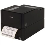Принтер Citizen TT CL-E321 (CLE321XEBXXX) Printer; LAN, USB, Serial, Black, EN Plug