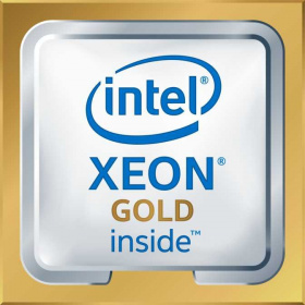 Процессор Dell 338-BLUB Intel Xeon Gold 5120 2.2G, 14C/28T, 10.4GT/s, 19M Cache, Turbo, HT (105W) DDR4-2400 CK, Processor For PowerEdge 14G, HeatSink not included