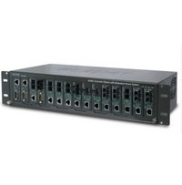 "Шасси Planet MC-1500R, 15-slot 19"" Media Converter Chassis with Redundant Power Option"