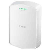 Маршрутизатор Zyxel LTE7240-M403 (LTE7240-M403-EU01V1F) Outdoor LTE Cat.4 router  (SIM card inserted), IP56, support LTE / 3G / 2G, LTE bands 1/3/5/7/8/20/38/40/41, LTE antennas with coefficients , 7 dBi, 1xLAN GE, only passive PoE, PoE injector included