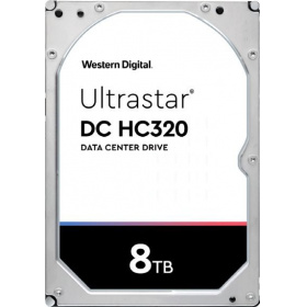 Жесткий диск Hitachi HUS728T8TAL5204 WD/HGST SAS Server 8Tb Ultrastar 7200 12Gb/s 256MB 0B36400