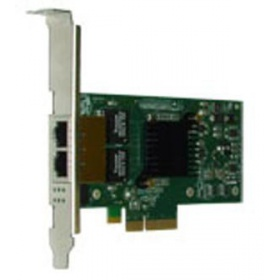 Сетевая карта Silicom PE2G2I35 Dual Port Copper Gigabit Ethernet PCI Express Server Adapter X4, Based on Intel i350AM2, Low-Profile, RoHS compliant