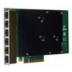 Сетевая карта Silicom PE2G6I35-R Six Port Copper Gigabit Ethernet PCI Express Server Adapter X8, PCI Express Gen2, Based on Intel i350, standard height, short PCI
