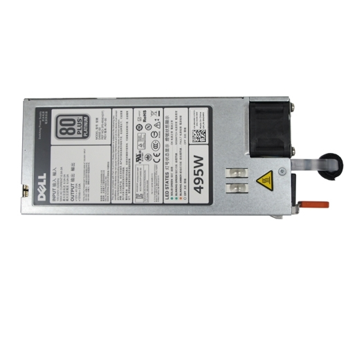 Блок питания DELL Hot Plug Redundant Power Supply 495W for R530/ R630/ R730/ R730xd/ T330/ T430/ T630