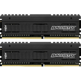 Модуль памяти Crucial BLE2K4G4D32AEEA 8GB Kit (4GBx2) DDR4 3200 MT/s (PC4-25600) CL16 SR x8 Unbuffered DIMM 288pin Ballistix Elite