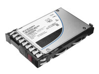 "Твердотельный накопитель HPE 869374R-B21 150GB 2.5""""(SFF) 6G SATA Read Intensive Intel Hot Plug SC DS SSD (for HP Proliant Gen9 servers), Reman"