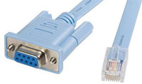 Адаптер Huawei RJ45-to-DB9 (02311CKR),Adapter Console Cable,3m (RJ45-DB9-3M)