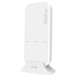Точка доступа MikroTik RBWAPR-2ND wAP R with 650MHz CPU, 64MB RAM, 1xLAN, built-in 2.4Ghz 802.11b/g/n Dual Chain wireless with integrated antenna, miniPCI slot, LTE internal antenna with 2 x u.fl connectors, RouterOS L4, outd