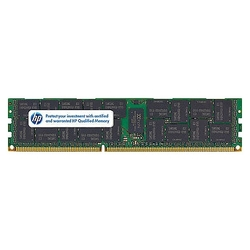 Модуль памяти HPE 684031-001B 16GB PC3-12800R (DDR3-1600) Dual-Rank x4 Registered memory module for Gen8