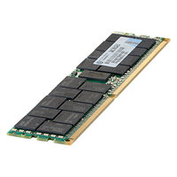 Модуль памяти HPE 715284-001B 16GB PC3L-12800R (DDR3-1600 Low Voltage) Dual-Rank x4 Registered memory for Gen8, Replacement for 713985-B21, 713756-081