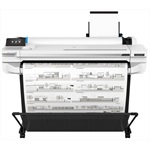 "Плоттер HP DesignJet T525 36-in Printer (5ZY61A) 36"" ,4color ,2400x1200dpi, 1Gb, 35spp(A1), USB/LAN/Wi-Fi,stand,media bin, rollfeed, sheetfeed,tray50(A3/A4), autocutter, GL/2,RTL,1y warr"