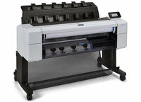 Плоттер HP DesignJet T1600dr PS (3EK13A) 36-in Printer