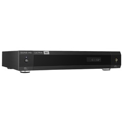 "Медиаплеер Hi-Fi 4K Mediaplayer Dune HD Ultra 4K: UltraHD/60 Hz/3D/HDR/10 bit, CPU Realtek 1295, RAM 2 Gb, Flash 16 Gb, 3xUSB2.0, 1xUSB3.0, 1xUSB Type-C, HDD SATA 3.5"""", Micro SD, LAN 1000Mb/s, WiFi 802.1ac, BT 4.2, HDMI 2.0a, ESS Sabre 9038 Pro, Headphone amp, HDMI Audio-Out, S/PDIF, RCA, HDMI In, Remote Control IR+BT, Android 7.1"