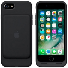 Чехол-аккумулятор Apple MN002ZM/A для iPhone 7 Smart Battery Case - Black