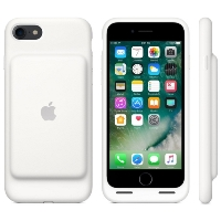 Чехол-аккумулятор Apple MN012ZM/A для iPhone 7 Smart Battery Case - White