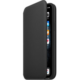 Чехол Apple iPhone 11 Pro Leather Folio (MX062ZM/A) - Black
