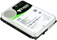 "Жесткий диск HDD 14Tb Seagate Exos X14 ST14000NM0018 3.5"""" SATA 6Gb/s 256Mb 7200rpm"