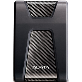 Внешний жесткий диск ADATA AHD650-1TU31-CBK USB3.1 1TB DashDrive HD650 Black